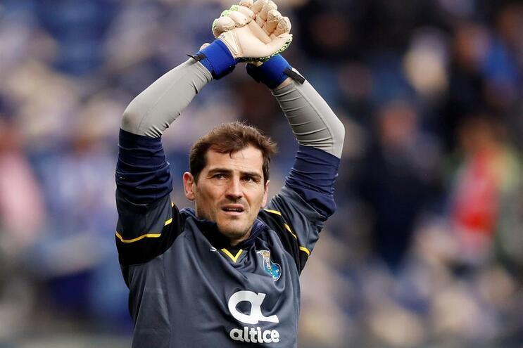 Casillas desiste da corrida à presidência da Federação Espanhola de Futebol