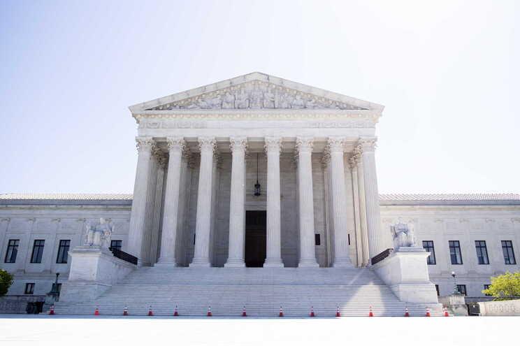 O Supremo Tribunal dos Estados Unidos