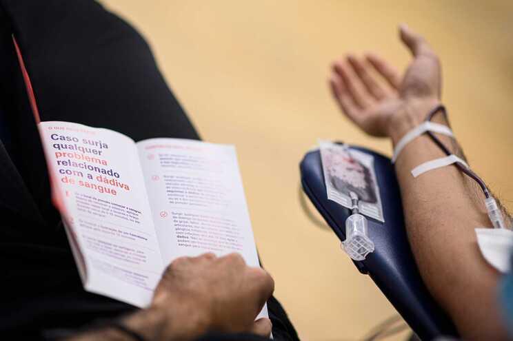 Federação de dadores de sangue reivindica dispensa de serviço no dia da dádiva