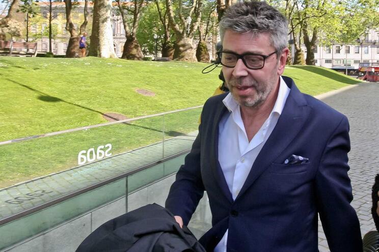 Francisco J Marques, assessor de imprensa do F. C. Porto, é um dos envolvidos no processo