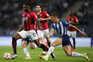"""Rafael Leão: """"O F. C. Porto foi claramente superior e mereceu a vitória"""""""