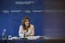 Ana Mendes Godinho, ministra do Trabalho e de Segurança Social
