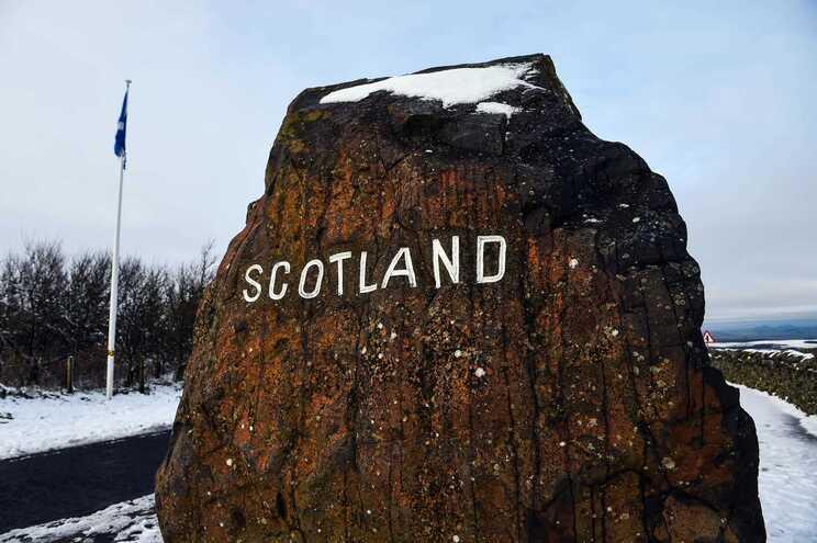 Sondagem diz que 58% dos escoceses apoiam rutura com Londres