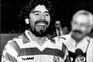 Sporting partilhou foto de Maradona com o equipamento do clube