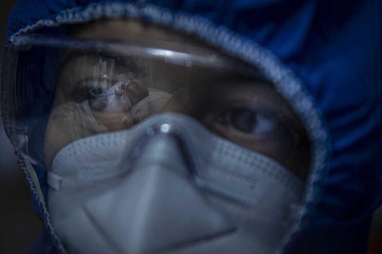 Há menos 91 pessoas internadas, num total de 6684, mas há mais 25 doentes nas unidades de cuidados intensivos