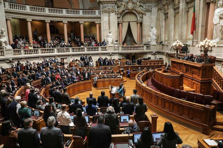 40 deputados do PS votaram contra baixa do IVA nas touradas
