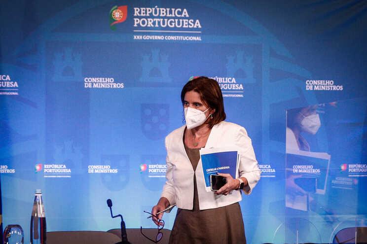 Mariana Vieira da Silva, ministra da Presidência e da Modernização Administrativa