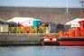 As ilhas Canárias têm tido um grande fluxo de migrantes ilegais a tentar entrar no território