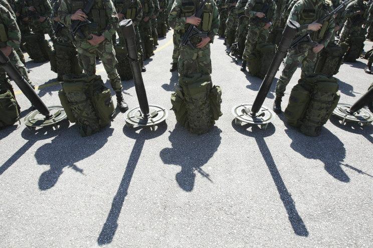 Líder da PJ Militar empurra encenação de Tancos para subalternos