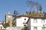 Torre da Paz é o ponto central da aldeia de Benfeita