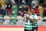 O Sporting venceu o Braga este sábado