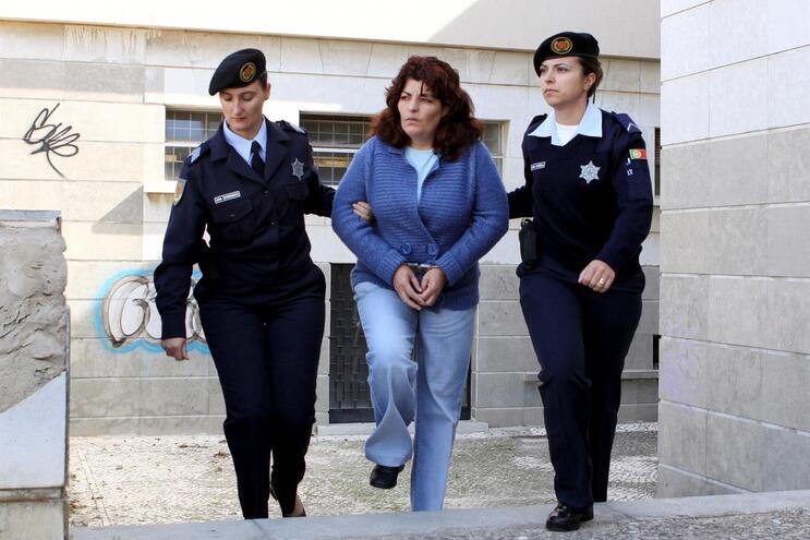 Joana Cipriano cumpriu pena de prisão pela morte da filha, cujo corpo nunca foi encontrado