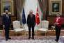 Responsáveis europeus encontraram-se com Erdogan em Ancara