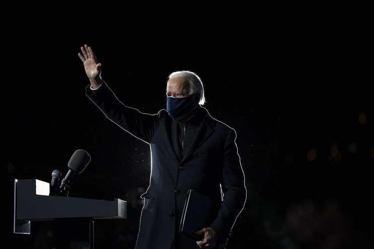 Joe Biden, 77 anos, democrata: se vencer será um presidente de transição e não de transformação