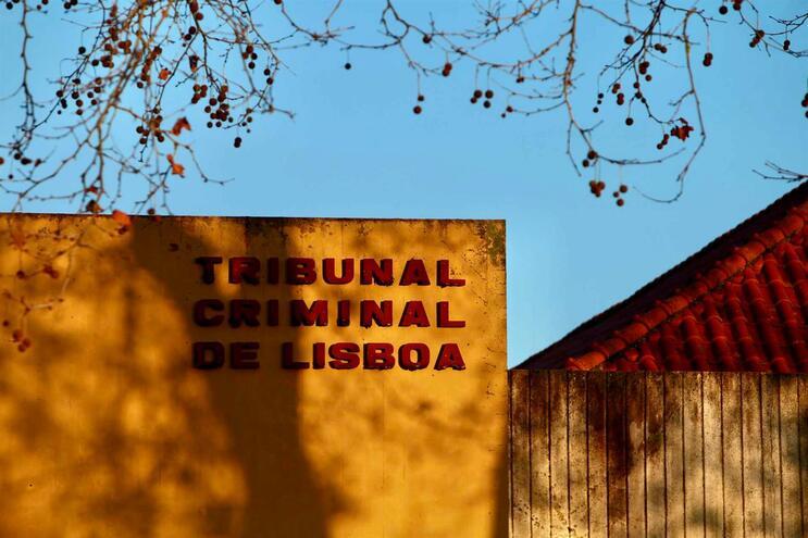 Tribunal Criminal de Lisboa, em Monsanto