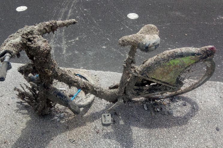 Cerca de 300 bicicletas Gira vandalizadas este ano