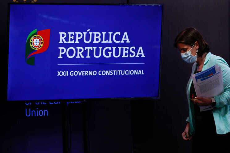 Mariana Vieira da Silva, ministra do Estado e da Presidência
