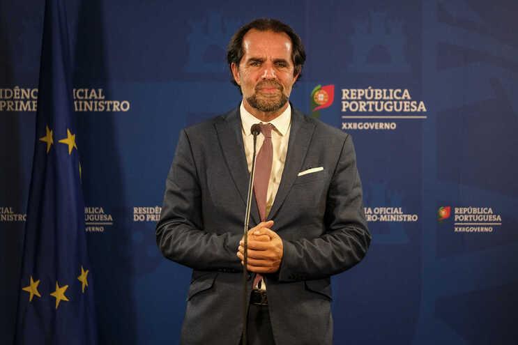 Miguel Albuquerque, presidente do Governo Regional da Madeira