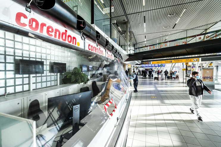 Aeroporto de Schiphol, em Amesterdão