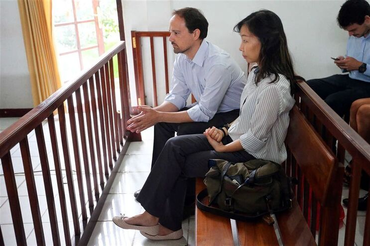 Tiago e Fong Fong tinham sido condenados em 2017