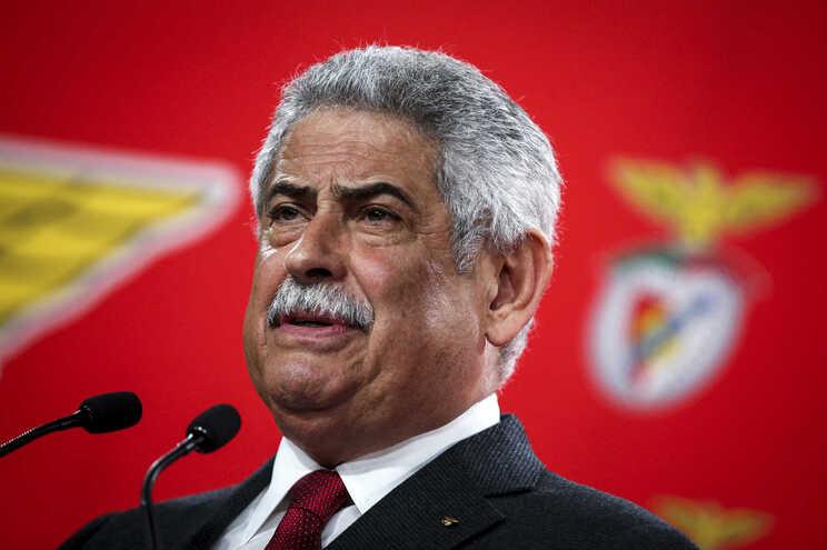 Luís Filipe Vieira detido em investigação a negócio de 100 milhões