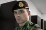 Militar internado tem 23 anos