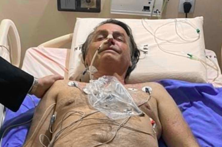 Crise de soluços foi gerada por obstrução intestinal