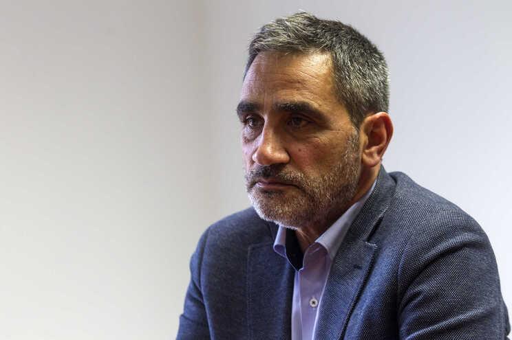 O presidente da Associação Sindical dos Juízes Portugueses, Manuel Soares