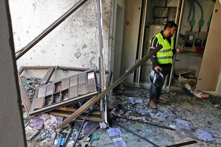 Cruz Vermelha pede acesso urgente aos civis de Gaza
