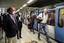 Matos Fernandes no Metro de Lisboa