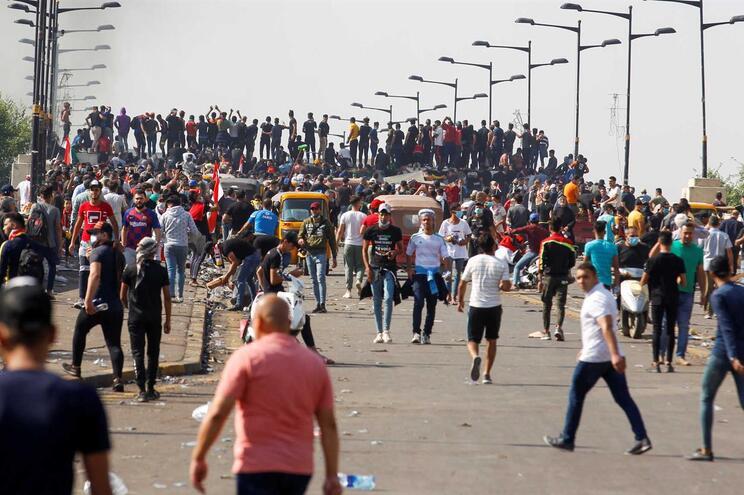 Protestos contra Governo fizeram pelo menos 42 mortos no Iraque