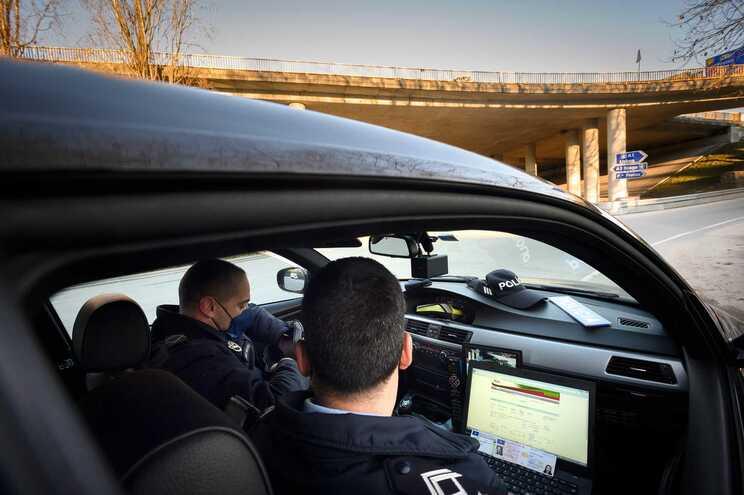 As multas de trânsito são a única rubrica da receita não fiscal que está a subir