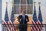 Trump infetado quis mais câmaras e menos máscaras no regresso à Casa Branca