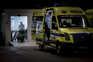 Hospital Amadora-Sintra volta a transferir doentes para o Norte