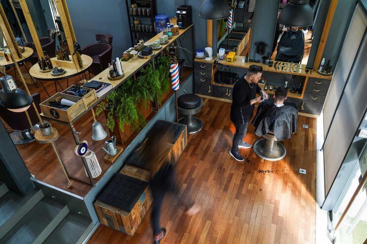 Zen Organic Hair Concept, em Telheiras