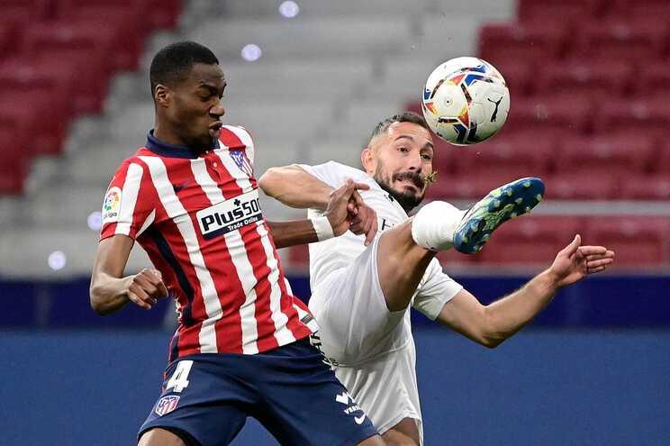 Atlético de Madrid venceu o Huesca