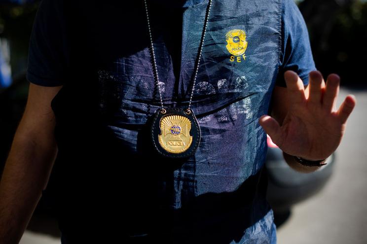 Detenção ocorreu no ponto de passagem em Chaves
