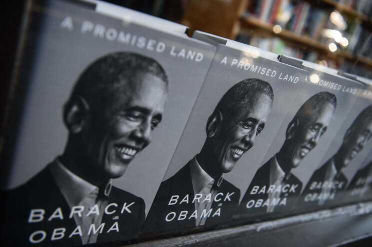 Ex-presidente dos Estados Unidos publicou livro com as suas memórias