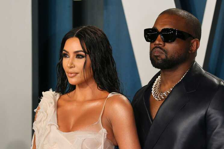 Kim Kardashian e Kanye West vão divorciar-se