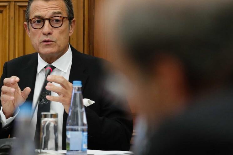 O presidente do conselho de administração executivo da EDP, António Mexia
