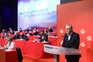 Jerónimo de Sousa no arranque do XXI Congresso do PCP