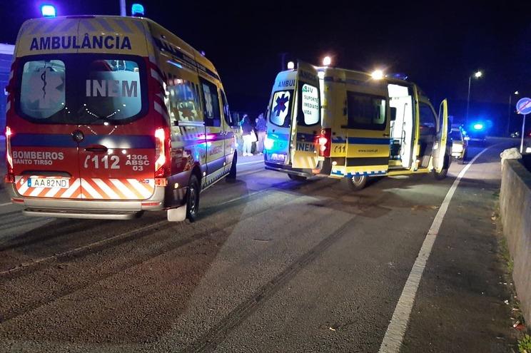 Atropelamento em corrida ilegal na Maia faz uma vítima mortal