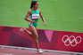 Marta Pen nas semifinais dos 1.500 metros após protesto
