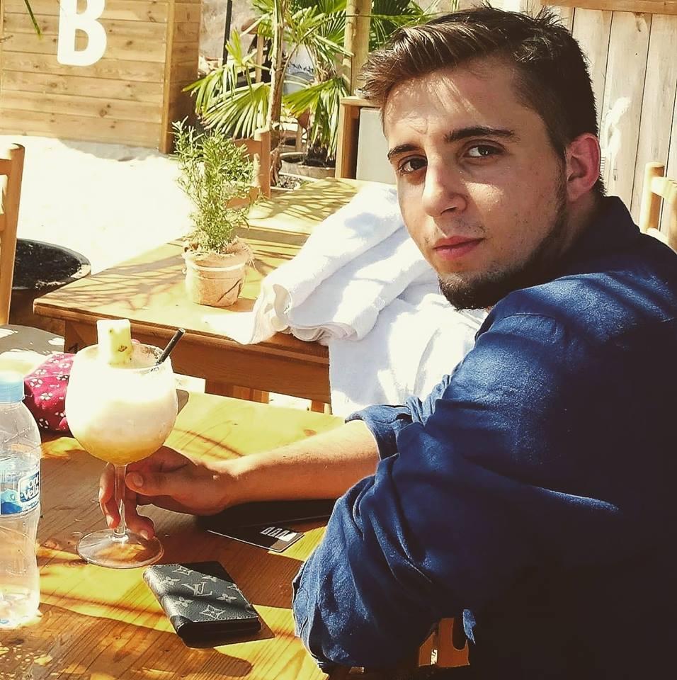 Luís Alonso, 19 anos, está em coma induzido