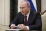 """Na quarta-feira, o presidente dos EUA, Joe Biden, chamou o seu homólogo russo, Vladimir Putin, de """"assassino"""""""