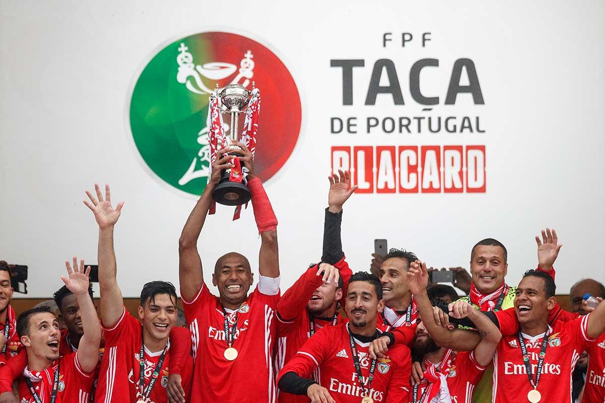 Benfica é rei na Taça de Portugal, FC Porto o maior perseguidor