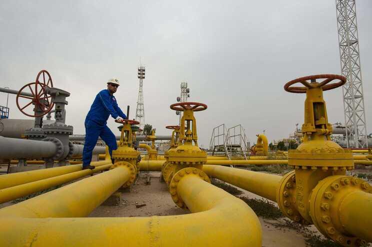 O preço médio do gás natural no mercado grossista atingiu cerca de 6,41 euros/megawatt-hora, quebra de