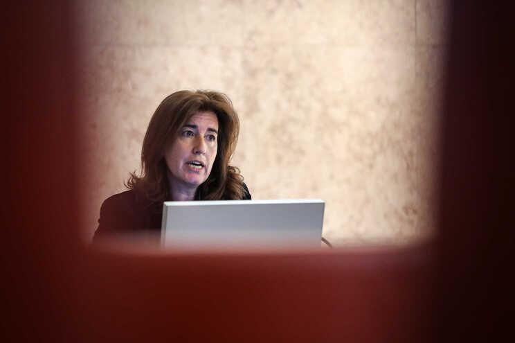 Ministra do Trabalho, Solidariedade e Segurança Social, Ana Mendes Godinho