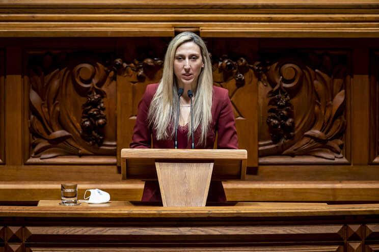 Cristina Rodrigues, deputada não inscrita
