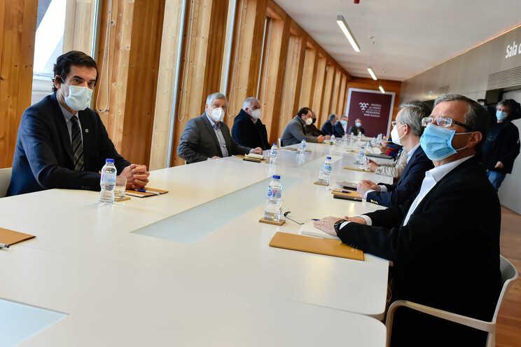 """Manuel Cordeiro referiu que os autarcas exigem """"que seja possível aos grupos de cidadãos eleitores concorrer"""